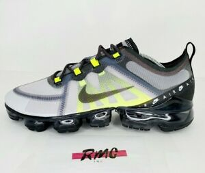 Nike Air Vapormax 2019 LX Neon Atmosphere Grey BV1712-001 Men's Size 13