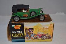Corgi Toys Classics 900 Bentley 1927 3 litre Le mans winner mint in box