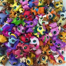"Random Lot 20pcs - LPS Littlest Pet Shop 2.0"" Animals Figure Toy Doll Xmas Gift"