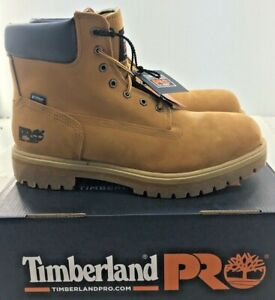 """Mens Timberland Direct Attach 6"""" Pro Wheat Size 15 Medium and 15 Wide Width"""