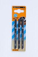Poggi 688.00 3 lame per seghetto alternativo per legno denti medi 65 mm
