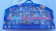 Boite 12 LPS pets around the world NIB, #1108 ==> #1119, dont cat #1116