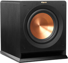 "KLIPSCH R-110SW 10"" ACTIVE SUBWOOFER HIFI HOME CINEMA R110 SW BRAND NEW WARRANTY"
