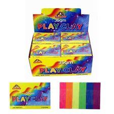 4 Confezioni Per Bambini Modellazione Artigianale Art Clay Plastilina Ideale Festa Borse