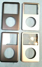 4x Silver/ Gray Front Panels for Apple iPod Classic 6th 7th Gen A1238 Lot