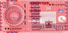 Bangladesh 2007 billet neuf de 10 taka pick 39Ab UNC