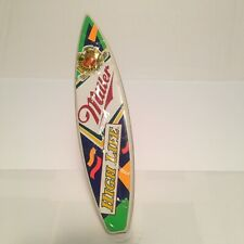 Blank Surfboard Tap Handle Beer Man Cave bar pub Bend