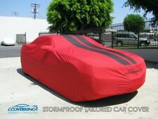 Coverking Stormproof Custom Tailored Car Cover for Chevy SS with Racing Stripes