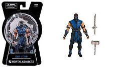 "MEZCO Mortal Kombat X VIDEO GAME SERIE 1 SUB-ZERO 6"" pollici Action Figure - 15cm"