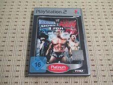 SmackDown vs. Raw 2011 per PlayStation 2 ps2 PS 2 * OVP * P