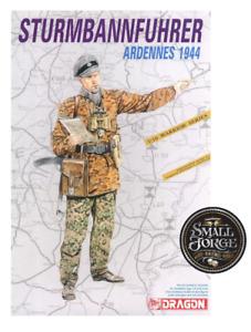 DR1602 Dragon, STURMBANNFUHRER - Ardennes 1944. Scale 1:16 NEW