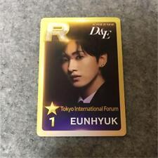 Super Junior D&E Eunhyuk photocard Tour STYLE International Forum photo card