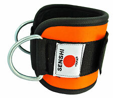 Senshi Japan Weight Lifting Cable Machine Ankle Strap Multi Gym Attachment Foot