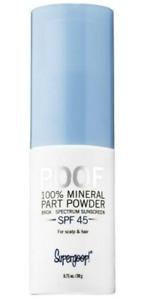 Supergoop! POOF 100% Mineral Part Powder SPF 45 - exp 09/2021