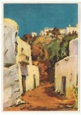 Postal de Sta. Eulalia del Rio. Ibiza, Baleares. Ilustrada por Tusell Nº 7