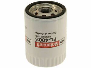 Motorcraft Spin-On Oil Filter fits Mazda CX9 2007-2015 91BRJY