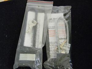 2 Gun Locks- 1 Shotlock Padlock and 1 Regal Cable Lock