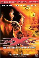 XXX (DVD, 2002, Widescreen Special Edition) Vin DIESEL, Asia Argento