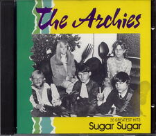 Archies-SUGAR SUGAR (20 Greatest Hits)