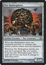 x1 Sphère de bataille myr (Myr Battlesphere) COMMANDER VO MAGIC MTG ★★★