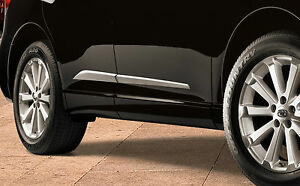 Genuine Toyota Lower Body Moldings for 2010-2013 Toyota Venza-New, OEM