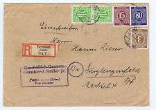All.Bes./Gemeinsch.Ausg. Mi.935,921,913 MiF AM-Post 19(2), R-Pattensen/Leine, 8.