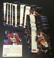 David Robinson 27 Card Lot 1993-94 Skybox Promo Card #NNO Spurs Rare!