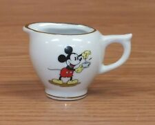 Walt Disney's Mickey Mouse Schylling Replacement Creamer Cup For Tea Set *READ*