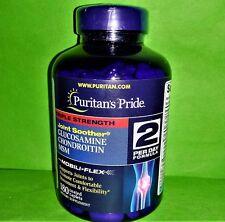 Triple glucosamina condroitina msm 180 comprim Articulaciones Cartilagos Stress