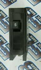 Cutler Hammer Bab1005 5 Amp 120 Volt 1p Bolt On Circuit Breaker Warranty