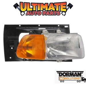 Headlight Assembly Passenger Side Right for 97-98 Ford 9513 or 9522