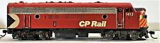 HO Scale - Atlas - Canadian Pacific Rail Diesel Locomotive Train CP 1412