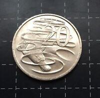 2007 AUSTRALIAN 20 CENT COIN