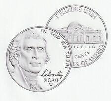 2020 W Jefferson Nickel Reverse Proof #2 of 3
