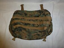 USMC ILBE Woodland Digital MARPAT Main Pack Lid Dust Cover Arc'teryx GEN 2 Nice