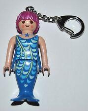 37002 Sirena playmobil llavero,key chain,mermaid