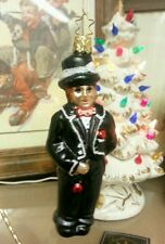 Old World Christmas, Groom 2536, Ornament (Inge Glass Collection)