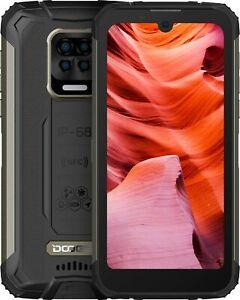 DOOGEE S59 Pro (2021) Rugged Smartphone, 10050mAh 4G LTE Dual SIM IP68