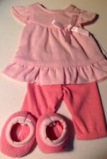 """Les Cherie / Wellie Wishers Nighttime Set Outfit For 13"""" Dolls"""