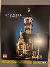 LEGO Creator 10273 Haunted House New In Box US Seller Free Shipping Retired Item