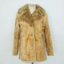 023a90a3a2 Cappotti e giacche da donna beige in pelliccia taglia M | Acquisti ...
