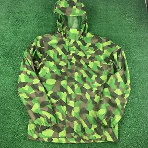 THE NORTH FACE REACTOR TRAINING JACKET SIZE XL GREEN CAMP