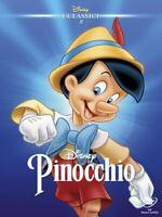 dvd cartone animato pinocchio ( Walt Disney )