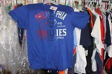 Philadelphia Phillies T-Shirt XL Extra Large (46-48) NWT Blue