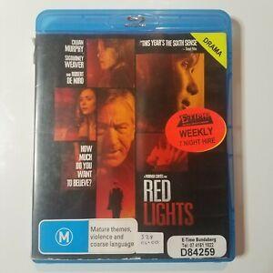 Red Lights | Blu-ray Movie | Cillian Murphy, Sigourney Weaver | Thriller | 2012