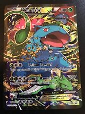 Pokemon Tcg: Venusaur Ex Xy123 - Full Art Holo Promo Card - Ultra Rare - Nm