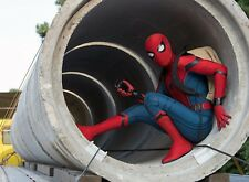 PHOTO SPIDER-MAN HOMECOMING - TOM HOLLAND FORMAT 11X15 CM #3