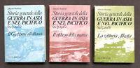 Santoni - Storia generale Guerra Asia e Pacifico 1937-1945 - ed. 1977 autografo