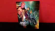 HELLBOY 2 - 3D Lenticular Magnet Magnetic Card / Cover for Bluray Steelbook