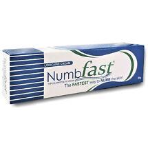 30g NUMBFAST® Numbing Cream Skin Numb Tattoo Piercing Waxing Laser Depilation dr